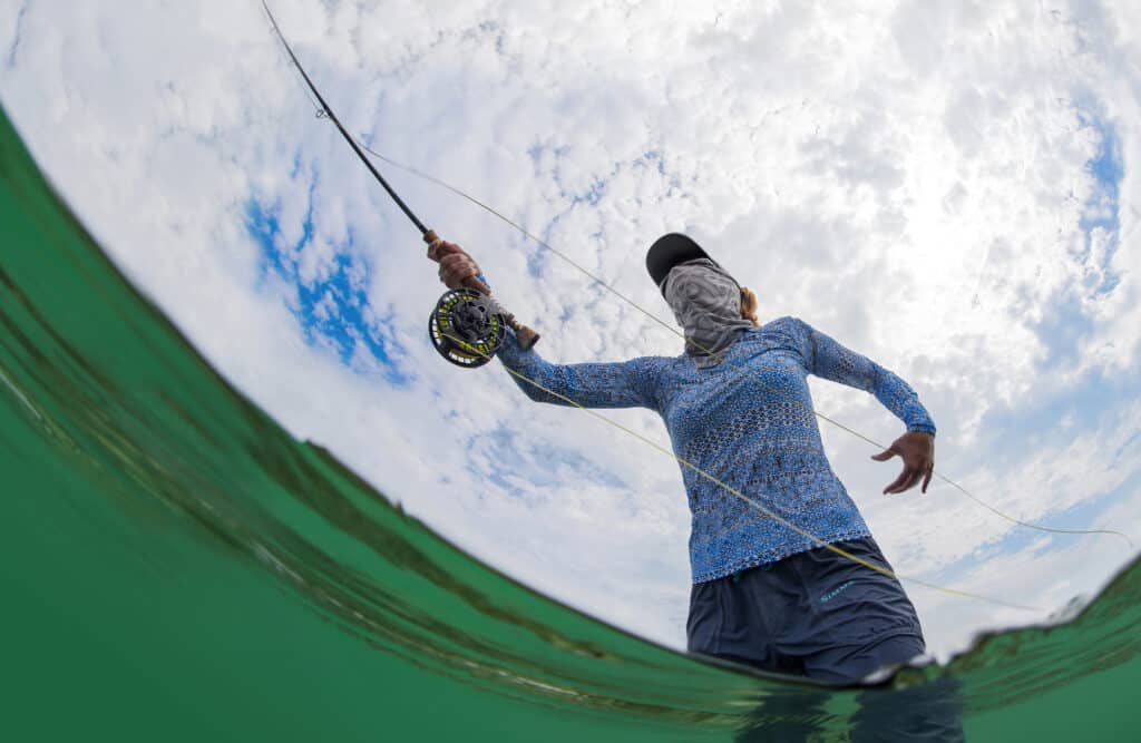 What Can I Catch By Saltwater Fly Fishing?