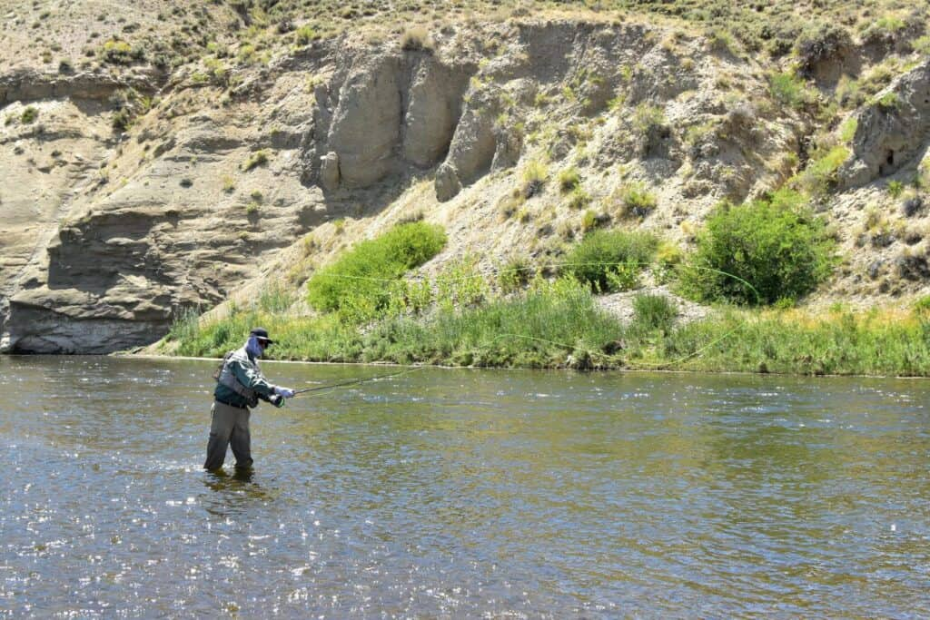 Fly Fishing Casting For Beginners
