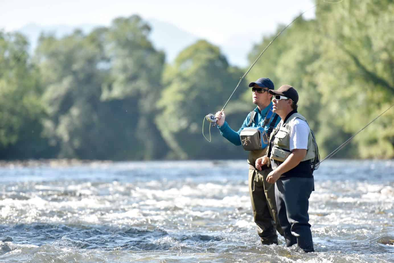 Should I hire a fly fishing guide?