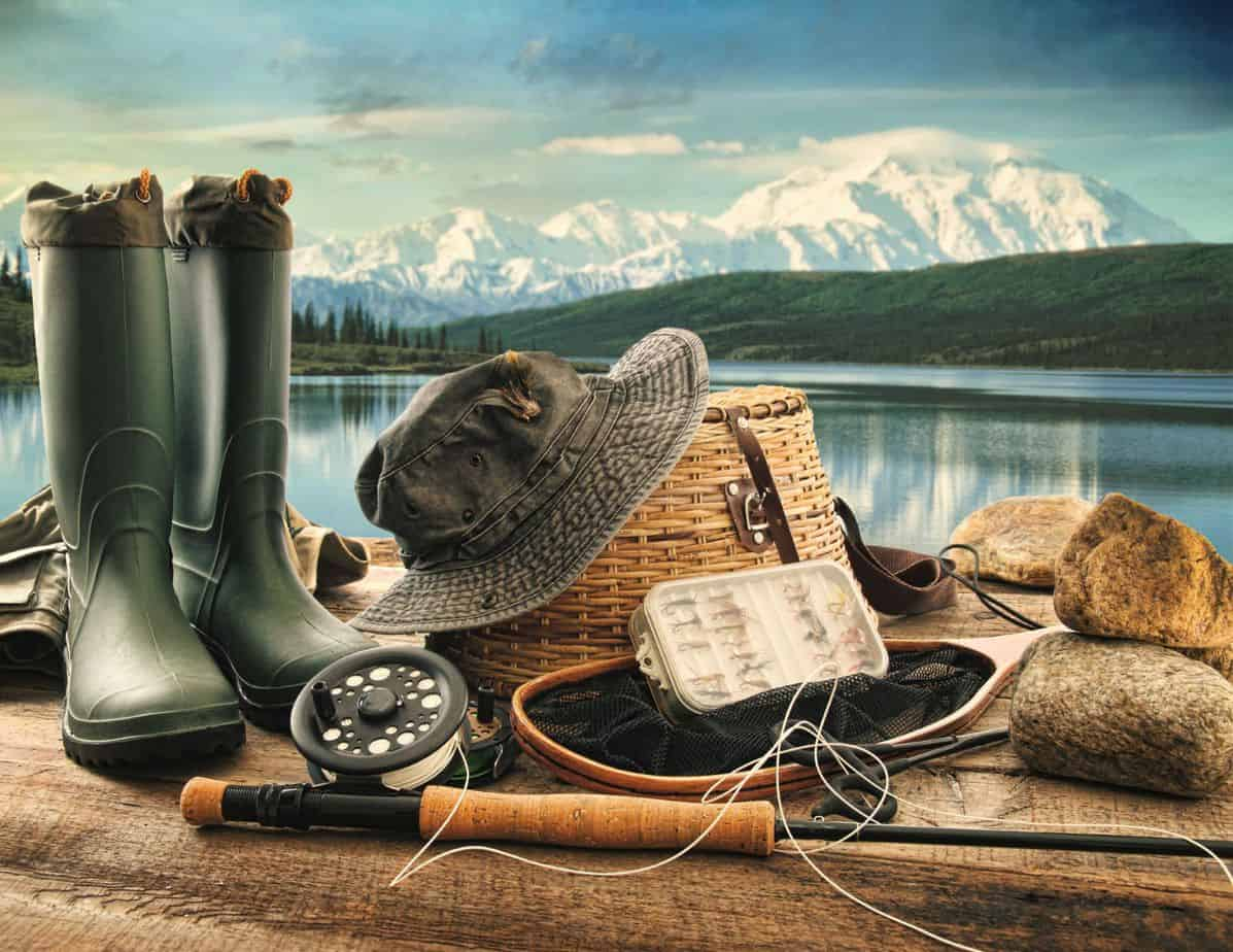 Recommended Fly Fishing Gear