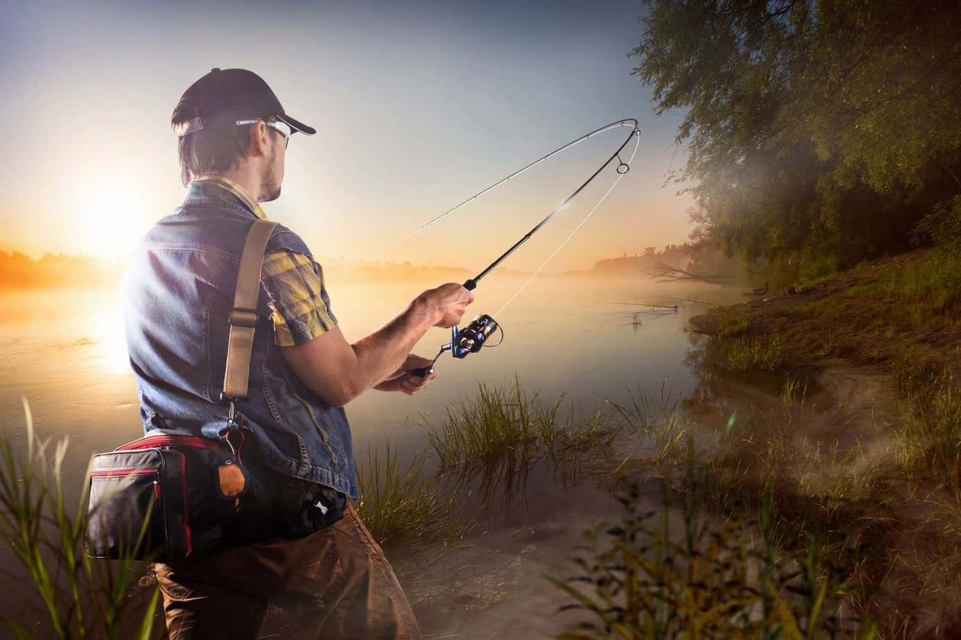 Fly Fishing With A Spinning Reel