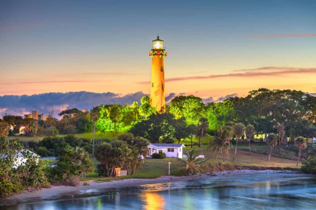 Best Fly Fishing Destinations In The US - Jupiter Inlet, Flordia