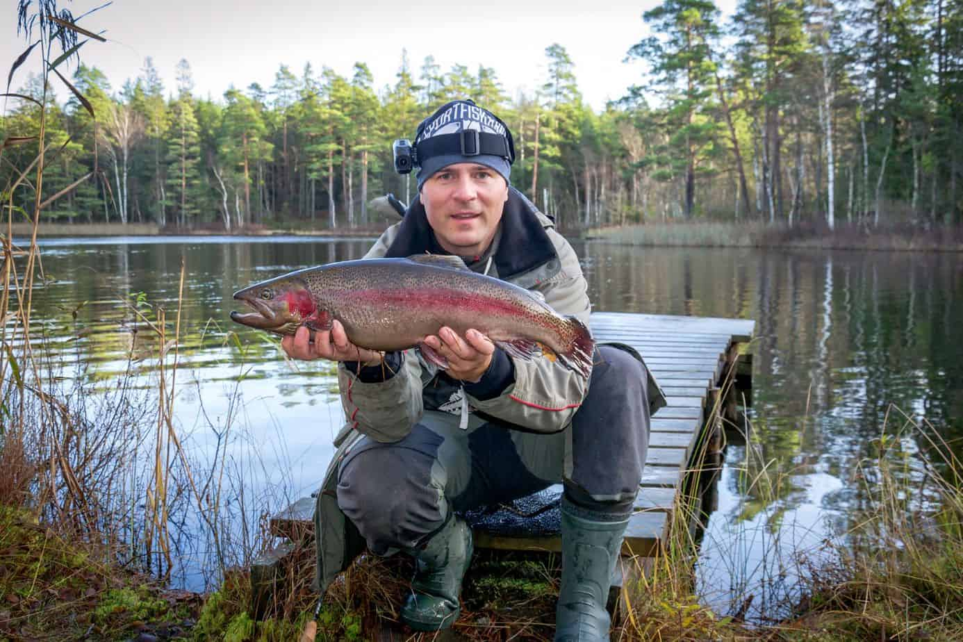 Best Flies For Rainbow Trout