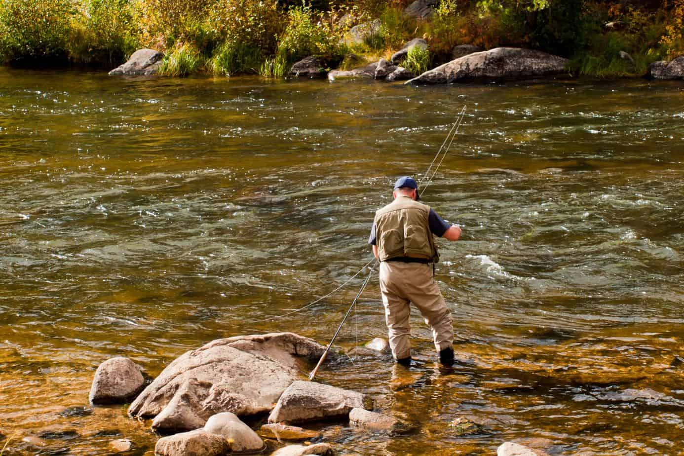 Best Trout Fishing In The Midwest