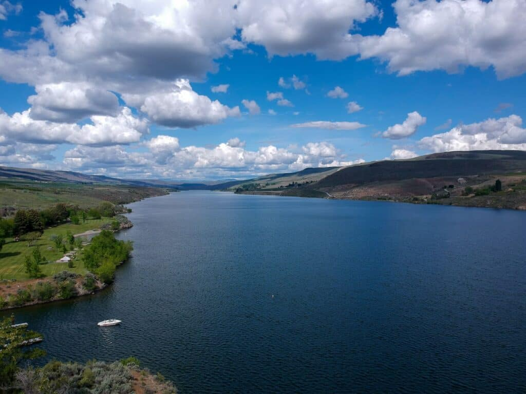 Best trout lakes in Washington state